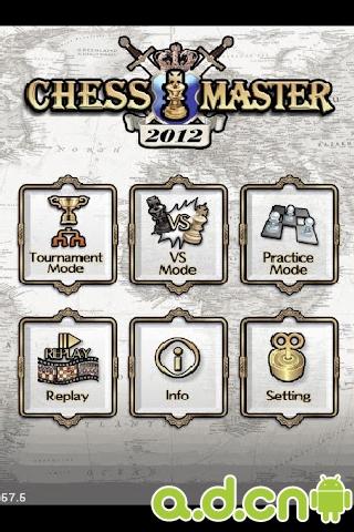 國際象棋大師 v13.06.13,Chess Master