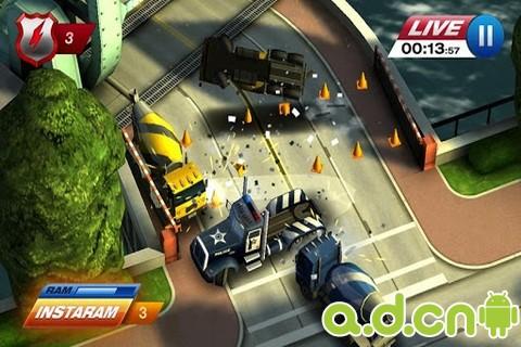 亡命威龍 v1.07.14,Smash Cops Heat