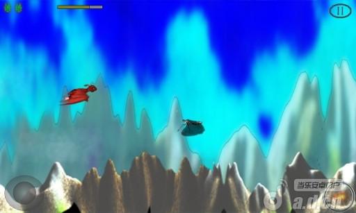 小龍之路精簡版Dragon: Way to Celestea Free v1.1.2-Android飞行游戏類遊戲下載