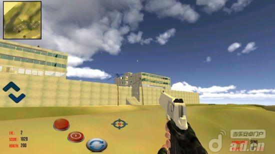 突襲殭屍島(含數據包) Zombie Island Assault v1.3-Android射击游戏免費遊戲下載