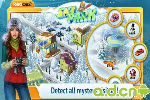 滑雪度假村(含資料包) v1.23.2,Ski Park: City With Friends
