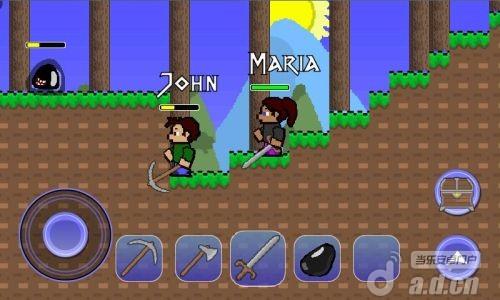 辛特蘭:採礦遊戲The HinterLands: Mining Game v0.21-Android益智休闲類遊戲下載