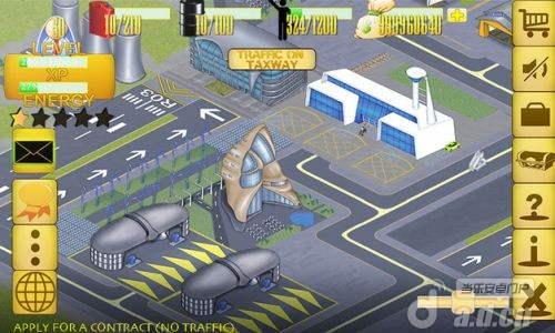 機場運營 Airport Ops v1.011-Android模拟经营免費遊戲下載