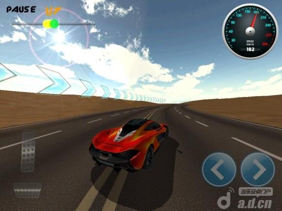 激情賽車:燃燒的輪胎Burning Wheels 3D Racing v1.0.6-Android竞速游戏類遊戲下載