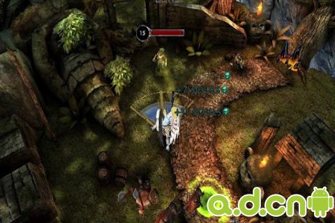 靈魂爭霸(含數據包) Soulcraft v2.6.4-Android角色扮演類遊戲下載
