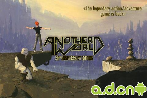另一個世界之謎 v1.1.2,Another World