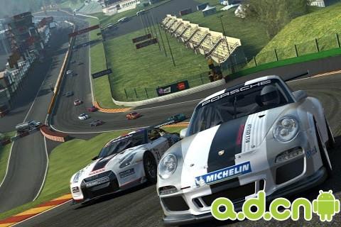 真實賽車3 獵戶座(i9100)修改版(含數據包) Real Racing 3 v1.3.0-Android竞速游戏免費遊戲下載