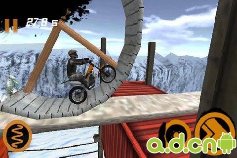 極限摩托2 冬季版 Trial Xtreme 2 Winter v2.20-Android竞速游戏免費遊戲下載