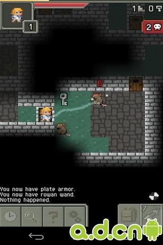 圖元地下城 v0.4,Pixel Dungeon