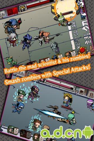 末日勇士(含資料包) GotchaWarriors v3.5.1-Android策略塔防免費遊戲下載
