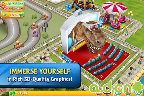 主題公園(含資料包) v4.3.40,Theme Park,Android 版APK下載_Android 遊戲免費下載