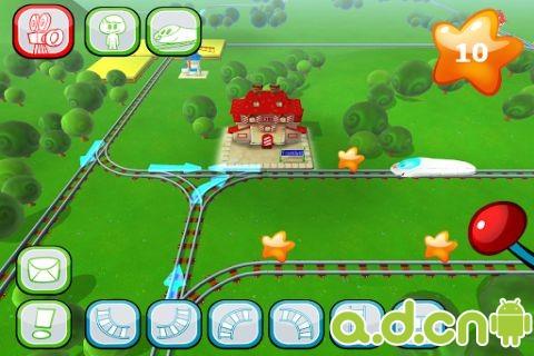 ICE火車小王子 der kleine ICE v1.5-Android益智休闲免費遊戲下載