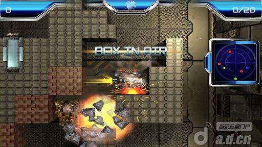 鋼鐵大地:坦克(含資料包) v1.0,Iron Ground: Tanks-Android射击游戏遊戲下載