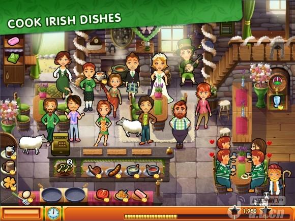 美味餐廳8:艾米麗的奇跡婚禮 精簡版(含資料包) Delicious – Emily's Wedding v8.0-Android模拟经营免費遊戲下載