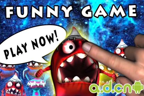 觸摸小怪獸 Tap My Tiny Monsters HD Pro v1.5-Android益智休闲免費遊戲下載
