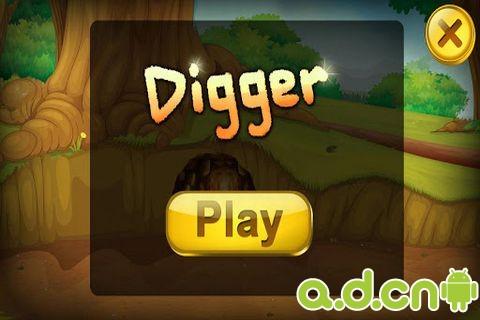 淘金者 Gold Digger v121.1200-Android益智休闲類遊戲下載