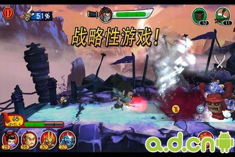 武士大戰殭屍2(含資料包) v1.0.1,SAMURAI vs ZOMBIES DEFENSE 2,Android 版APK下載_Android 遊戲免費下載