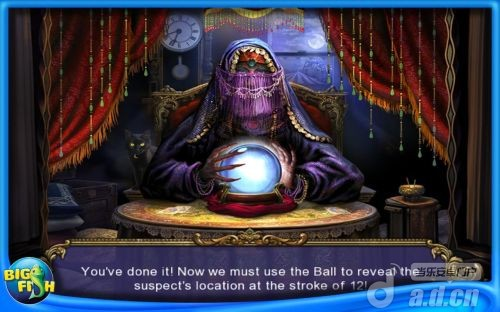 夫人的命運(含資料包) MCF Madame Fate v1.0.0-Android冒险解谜免費遊戲下載
