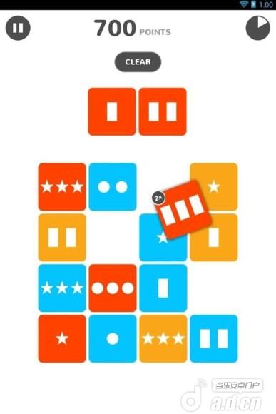 形狀方塊 Shape Jam v1.33-Android益智休闲類遊戲下載