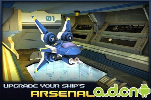 未來射擊 v1.1.2,Sector Strike-Android飞行游戏遊戲下載