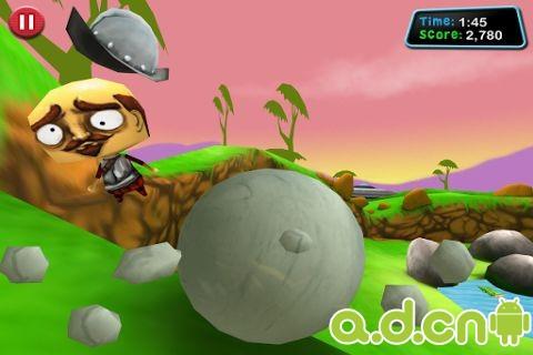 翻滾吧巨石!(含資料包) v1.0.4,Roll:Boulder Smash!