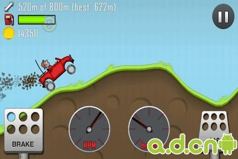 登山賽車 Hill Climb Racing v1.12.0-Android益智休闲類遊戲下載