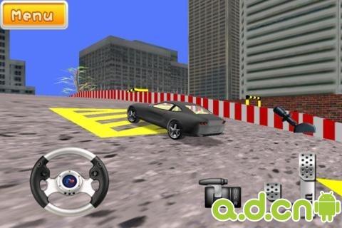 对于每个项目提供了演示和游戏操作,演示采用3d技术显示过关步骤和