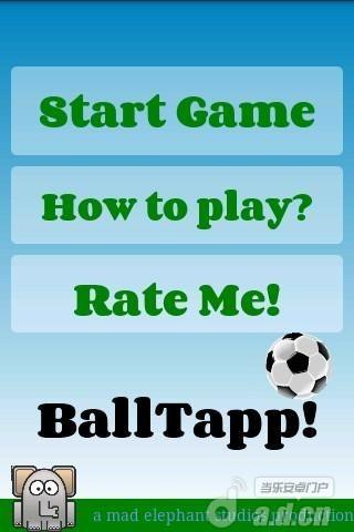 顛球遊戲Football Games: Soccer Juggle v2.0.4-Android益智休闲類遊戲下載