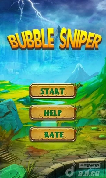 泡泡狙擊手 v1.0.3-Android益智休闲類遊戲下載