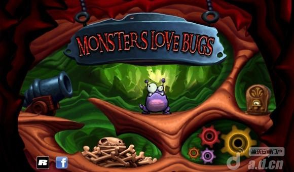 怪獸愛蟲蟲 Monsters Love Bus v1.0.22-Android益智休闲免費遊戲下載