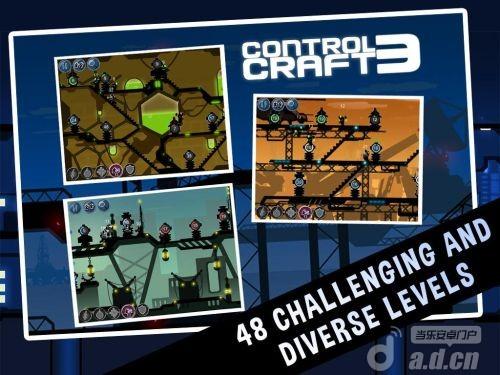 操控戰爭 3 ControlCraft 3 v1.011-Android策略塔防免費遊戲下載