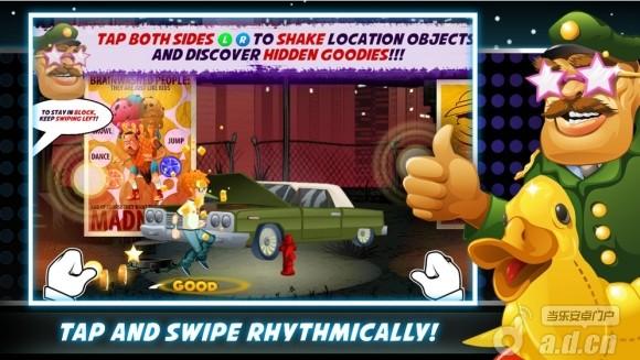 舞步忍者 Shuffle Ninja v1.3.1-Android动作游戏免費遊戲下載