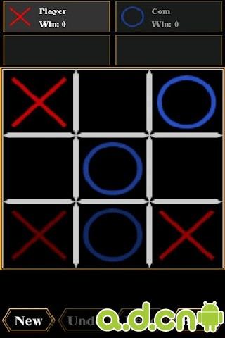 井字棋免費版 Tic-Tac-Toe Free v1.1.4-Android棋牌游戏免費遊戲下載