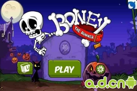 骨多逃脫 Boney The Runner v1.2.0-Android益智休闲免費遊戲下載