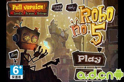 機器人5號 v1.0.1,Robo5,Android 版APK下載_Android 遊戲免費下載
