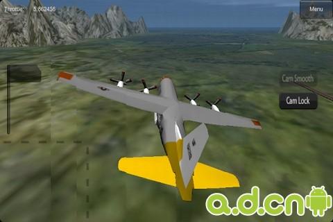 首页 android安卓游戏 3d飞机飞行 v3.4   v3.