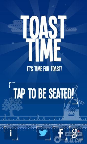 吐司時間 Toast Time v1.0-Android益智休闲免費遊戲下載