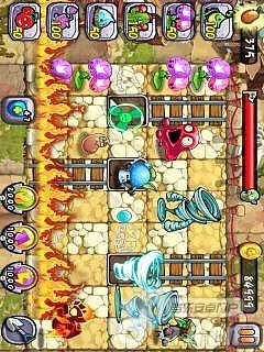 植物精靈大戰小怪獸2 v1.0-Android益智休闲類遊戲下載