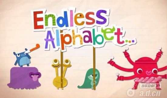 無盡的字母精簡版(含數據包) Endless Alphabet v1.3.0-Android其他游戏類遊戲下載