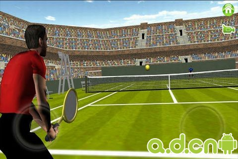 第一人稱網球 v4.1,First Person Tennis