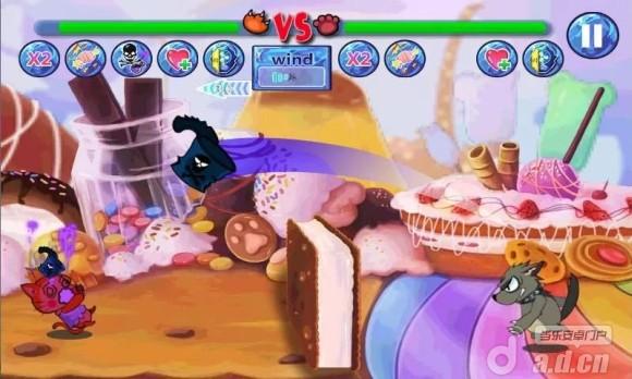 貓狗大戰 Cat VS Dog v1.0.8-Android益智休闲類遊戲下載