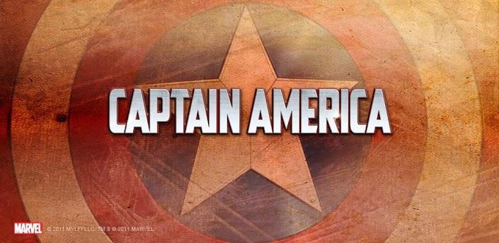美国队长盾牌动态壁纸