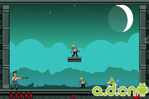 愚蠢的殭屍 Stupid Zombies v1.11.0-Android冒险解谜免費遊戲下載