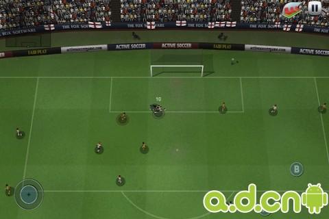 動感足球 v1.3.1,Active Soccer