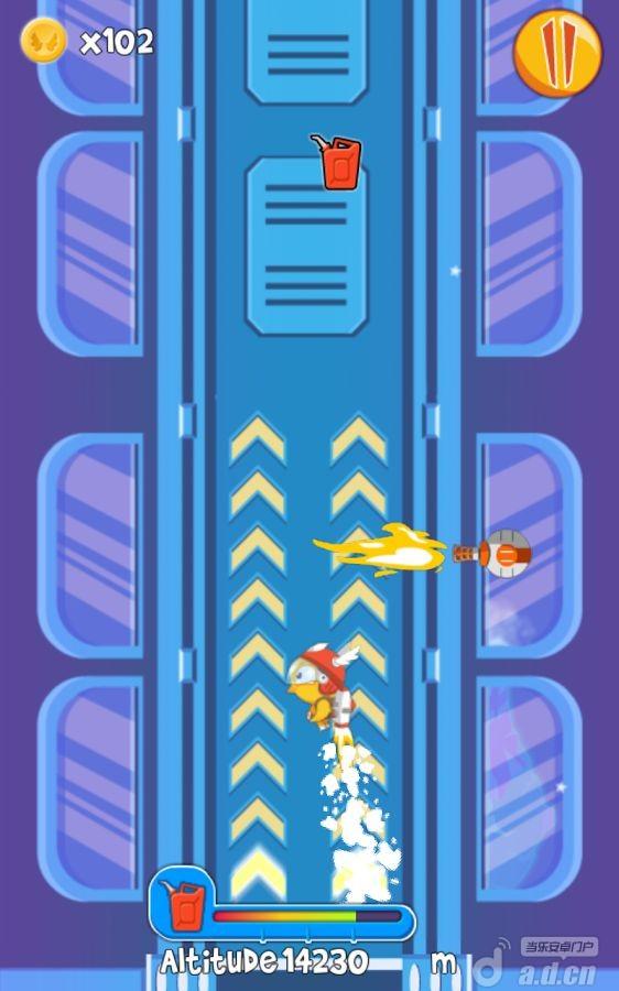 飛天救女友 Jetpack High v1.4.0-Android益智休闲類遊戲下載