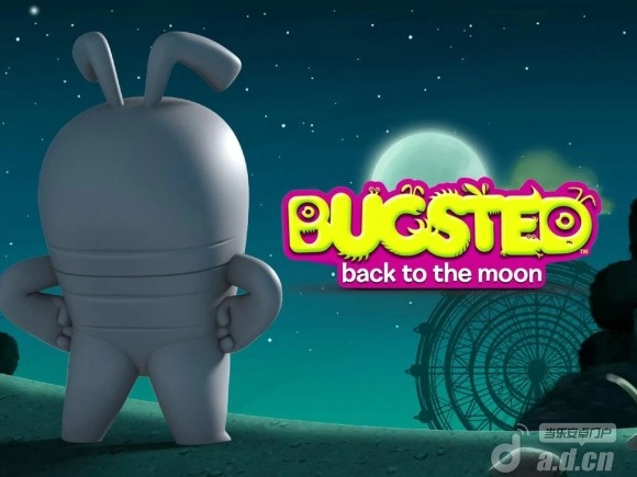 返回月球 Bugsted – Back to the Moon v1.2.1-Android益智休闲免費遊戲下載
