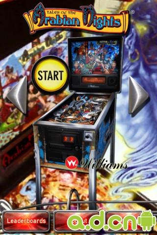 街機彈珠台 Pinball Arcade v1.17.0-Android益智休闲免費遊戲下載