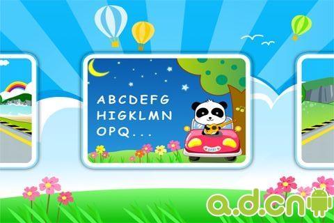 寶寶學ABC Baby Learning ABC v4.00-Android益智休闲免費遊戲下載