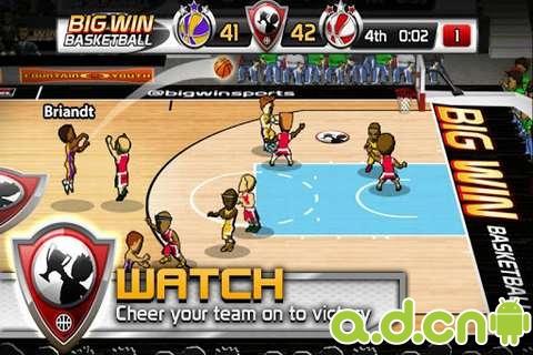 籃球大贏家 v3.1,Big Win Basketball