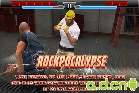 巨石強森啟示錄修改版(含數據包) v1.0.1,WWE Presents: Rockpocalypse